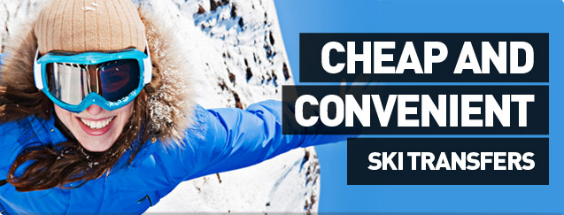 Cheap And Convenient Ski Transfers